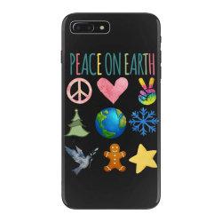 PEACE ON EARTH iPhone 7 Plus Case | Artistshot