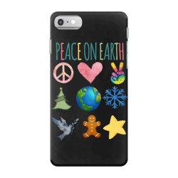 PEACE ON EARTH iPhone 7 Case | Artistshot