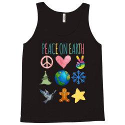 PEACE ON EARTH Tank Top | Artistshot