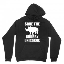 Save The Chubby Unicorn Unisex Hoodie | Artistshot