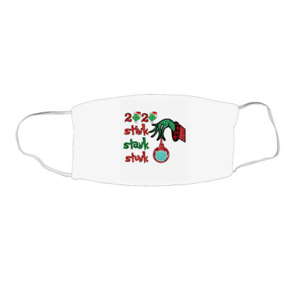 2020 Stink Stank Stunk Elf Christmas Mask Face Mask Rectangle Designed By Alparslan Acar
