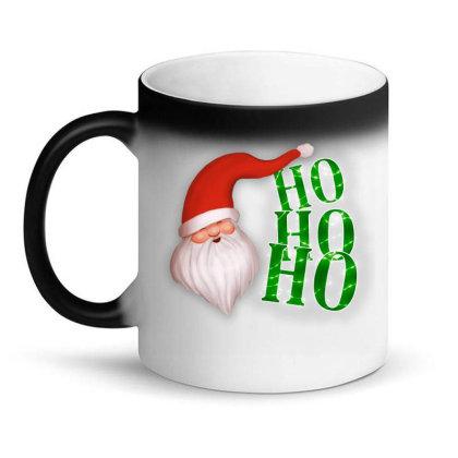 Santa Claus Ho Ho Ho Magic Mug Designed By Apollo