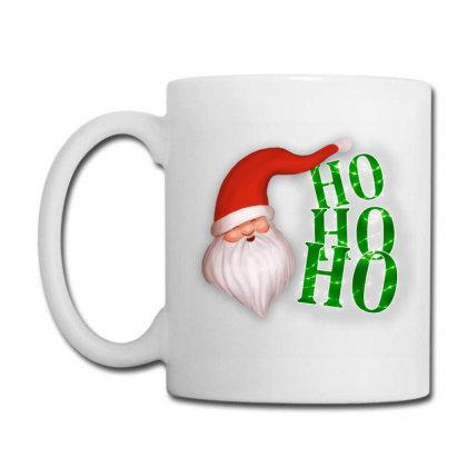 Santa Claus Ho Ho Ho Coffee Mug Designed By Apollo