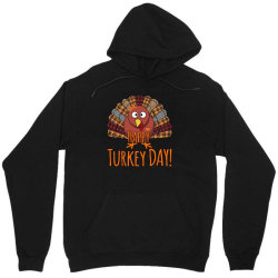 Happy Turkey Day - Thanksgiving Party Unisex Hoodie Designed By Bettercallsaul