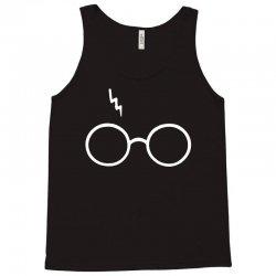 Harry Potter Lightning Glasses Tank Top | Artistshot