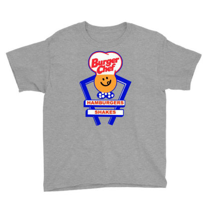 Burger Chef Youth Tee Designed By Studio Poco    Los Angeles