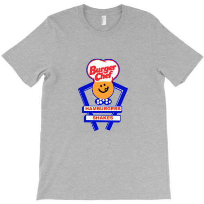 Burger Chef T-shirt Designed By Studio Poco    Los Angeles