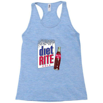 Diet Rite Racerback Tank Designed By Studio Poco    Los Angeles