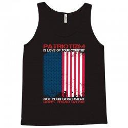 Definition of True Patriotism! Tank Top | Artistshot