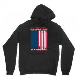 Definition of True Patriotism! Unisex Hoodie | Artistshot