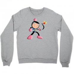 Bomberman Crewneck Sweatshirt | Artistshot