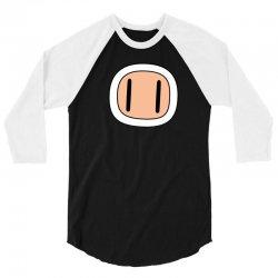 Bomberman 3/4 Sleeve Shirt | Artistshot