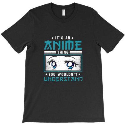 Anime Design For A Anime Fan Unisex T-shirt Designed By Wildern