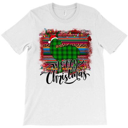 Christmas Deer T-shirt Designed By Alparslan Acar