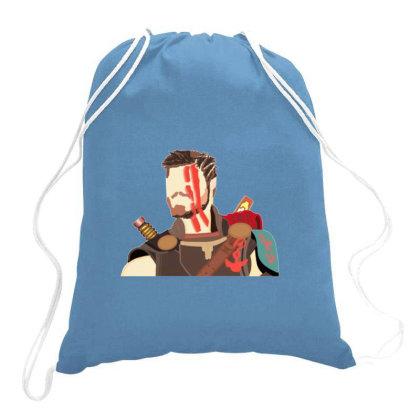 Thor Drawstring Bags Designed By Citra Kaniya