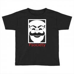 fsociety Toddler T-shirt | Artistshot