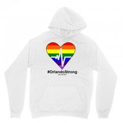 One Pulse Orlando June 12, 2016 - Orlando Strong Unisex Hoodie | Artistshot