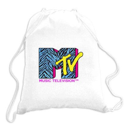 Television Drawstring Bags Designed By Citra Kaniya