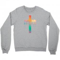 i believe cross Crewneck Sweatshirt | Artistshot