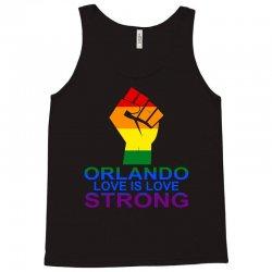 Love Is Love, Orlando Strong Tank Top | Artistshot