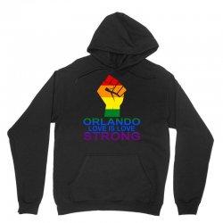 Love Is Love, Orlando Strong Unisex Hoodie | Artistshot