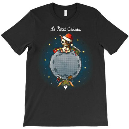 Le Petit Cadeau T-shirt Designed By Koopshawneen