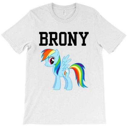 My Little Pony Brony T-shirt Designed By Kimochi