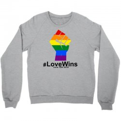Love Wins 12th 2016 - Orlando Strong Crewneck Sweatshirt | Artistshot