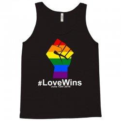Love Wins 12th 2016 - Orlando Strong Tank Top   Artistshot