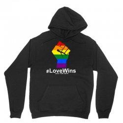 Love Wins 12th 2016 - Orlando Strong Unisex Hoodie   Artistshot