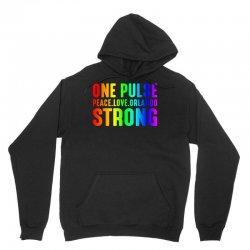 One Pulse Love Peace Orlando Strong Unisex Hoodie | Artistshot