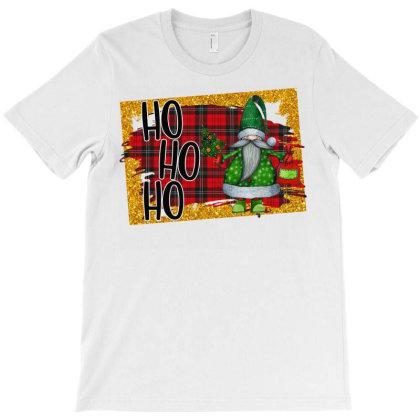 Christmas Ho Ho Ho T-shirt Designed By Bettercallsaul