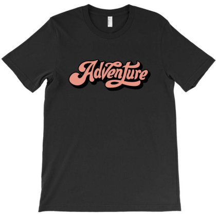 Adventure T-shirt Designed By Chiks