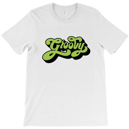 Groovy T-shirt Designed By Chiks
