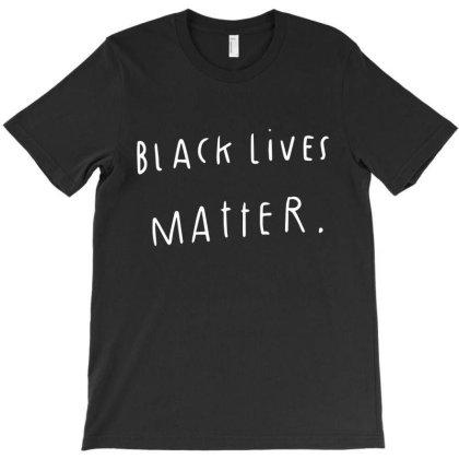 Black Lives Matter T-shirt Designed By Fahmifutri