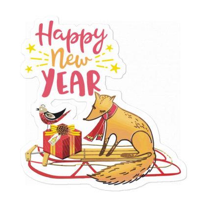 Happy New Year Sticker Designed By Coşkun