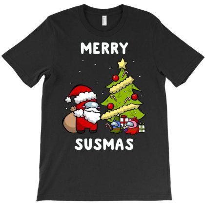 Merry Susmas T-shirt Designed By Koopshawneen