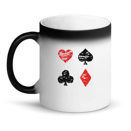 Cards Magic Mug Designed By Chiks