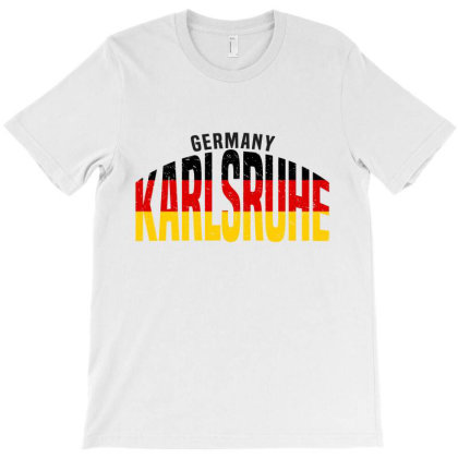 Karlsruhe T-shirt Designed By Chris Ceconello