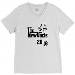 The New Uncle 2016 V-Neck Tee   Artistshot