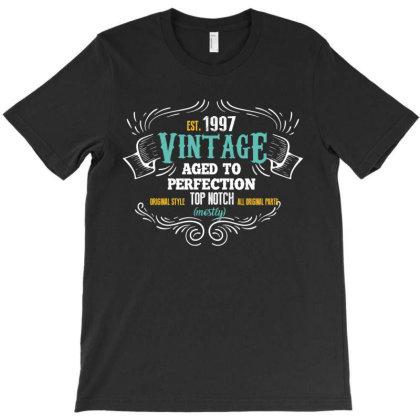Vintage 1997 T-shirt Designed By Rardesign