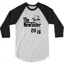 The New Sister 2016 3/4 Sleeve Shirt | Artistshot