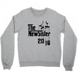 The New Sister 2016 Crewneck Sweatshirt | Artistshot