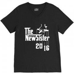 The New Sister 2016 V-Neck Tee   Artistshot