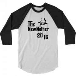 the new mother 2016 3/4 Sleeve Shirt | Artistshot