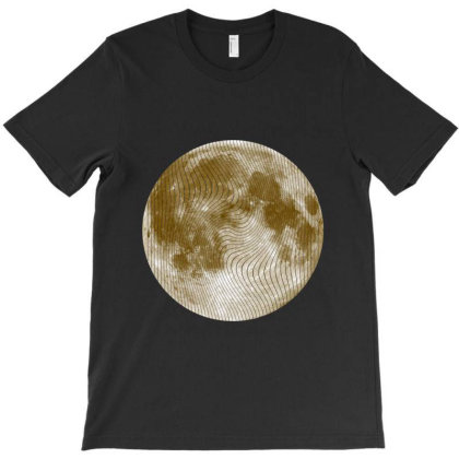 The Moon Shadow T Shirt T-shirt Designed By Jetspeed001