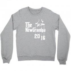The new grandpa 2016 Crewneck Sweatshirt | Artistshot