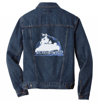 Central Intelligence   Unicorn (faded As Worn In The Film) Bob Stone E Men Denim Jacket Designed By Yusrizal_