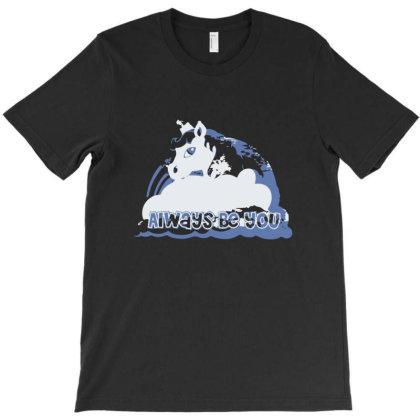 Central Intelligence   Unicorn (faded As Worn In The Film) Bob Stone E T-shirt Designed By Yusrizal_