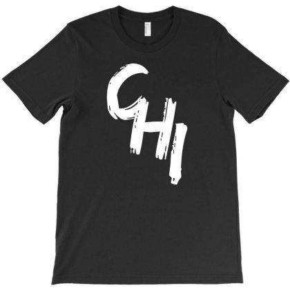 Chicago Proud T-shirt Designed By Ismi